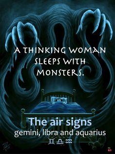 Nu mi-e frica de Bau Bau !   a thinking woman sleeps with monsters