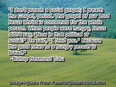 Desmond Tutu quotation