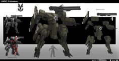 Halo - Colossus by StTheo
