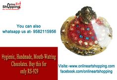 Hygienic, Handmade, Mouth-Watring  Chocolates. Buy this for  only RS-929