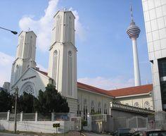 St John's Cathedral, Kuala Lumpur