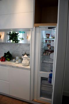 Cocina en Casa Decor de línea 3 cocinas