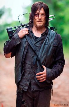The Walking Dead  - season 5 promo photo #TheWalkingDead #DarylDixon #NormanReedus