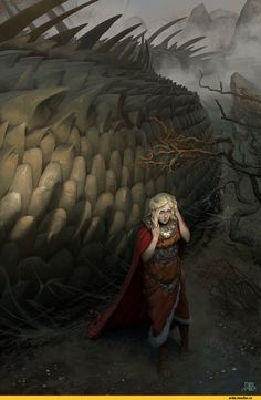 The glance of Glaurung