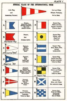 http://www.designsponge.com/2013/07/past-present-nautical-flags-diy-beach-bag.html#more-180519