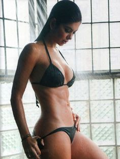 The perfect body.