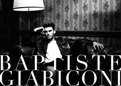 Baptiste Giabiconi for Monster Cable - Kai Stuht Photography Berlin