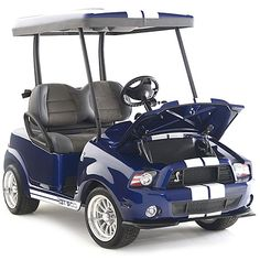Hahahahaa I'm going golf Ford Mustang Shelby Gt500, Ford Shelby, Lifted Golf Carts, Clipart Boy, Custom Golf Carts, Beach Buggy, Ac Cobra, Motor Scooters, Kit Cars