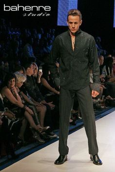 Puerto Rico High Fashion Week  Designer David Antonio