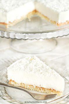 Kokosowa chmurka Coconut cloud cake