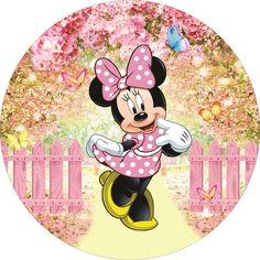 Painel em lona Fosca Redondo 1,40 x1,40 Minnie no Elo7 | AR DISPLAYS E PAINEIS (11E8C6F) Mickey Mouse E Amigos, Minnie Mouse Drawing, Mickey E Minnie Mouse, Mickey Mouse And Friends, Minnie Mouse Pictures, Mickey Mouse Images, Disney Minimalista, Mini E, Anime Sisters