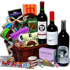 adult easter basket/ party favor