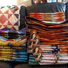 Large order of bags