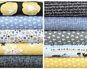 Madrona Road fat quarter bundle--10 pieces---2-1/2 yards total--Violet Craft for Michael Miller Fabrics    please repin and help me win it? :)