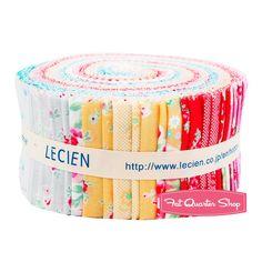 Flower Sugar Sushi Roll Lecien Fabrics - Lecien Fabrics   Fat Quarter Shop
