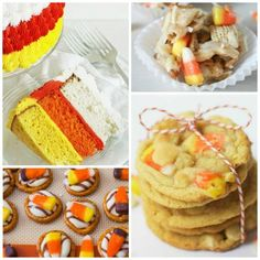 Crazy for Candy Corn: 25 Candy Corn Recipes