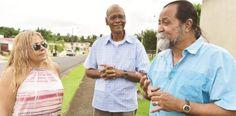 Residentes de Caguas se preparan para producir energía desde sus...