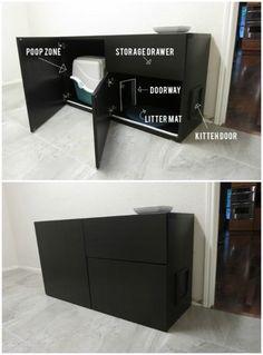 Hidden Litterbox