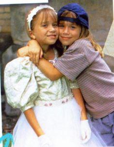 Mary-Kate Olsen,Ashley Olsen  Movie It Takes Two 1995
