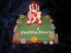 cake topper la pimpa
