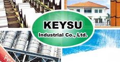 Keysu Industrial Co., Ltd. is a trading company exporting construction material from Korea for 16 years. At the first stage, the company had exported Aluminum Composite Panel, a outdoor material in building construction... From the year of 2006, steel products were added to the company's handling item... Recently, Keysu Industrial Co., Ltd. is focusing on the chemical products from LG Chem, Ltd. & takes some market surveys for the material to search reliable business partners for the…