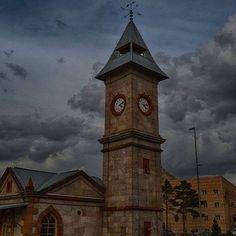 KayseriTurkey  #Kayseri #Türkiye #Turkey #saatkulesi #clocktower #cumhuriyetmeydanı #cumhuriyetmeydanıkayseri #photography #photograph #fotoğraf #kule #saat #clock #tower #afternoon #akşamüzeri
