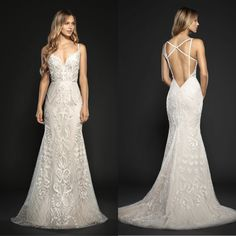 Hayley Paige Spring 2017 MAVERICK has arrived! #schaffers #bride #wedding