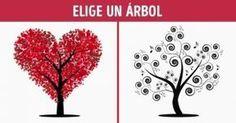 Elige un árbol y te diremos cómo es tu manera de amar