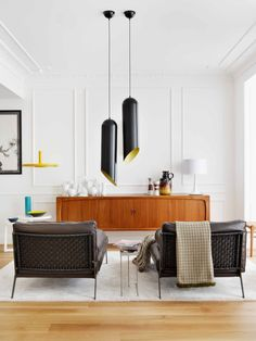 Mid Century Modern Office Design, Pictures, Remodel, Decor and Ideas - page 7