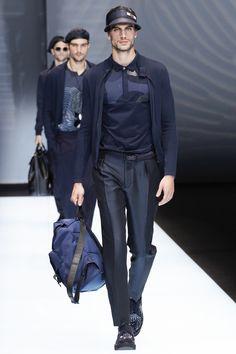Emporio Armani Spring 2017 Menswear Collection Photos - Vogue