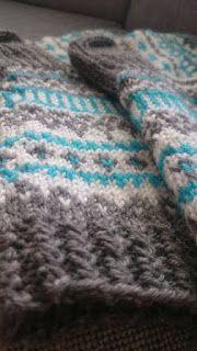 Hullaantuneet puikot! : Jenit. Blanket, Knitting, Crochet, Diy, Crochet Hooks, Blankets, Tricot, Bricolage, Breien