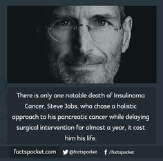 FACTS POCKET | There is only one notable death of Insulinoma...