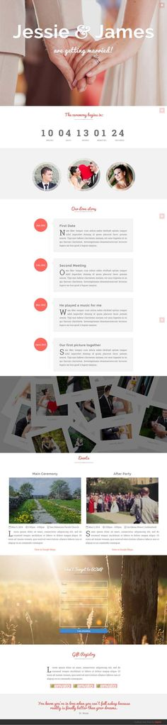 Ever-After-HTML5-Template-Preview