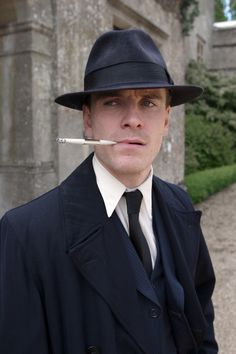 "Michael Fassbender - Poirot - ""After the funeral"" - 2006"