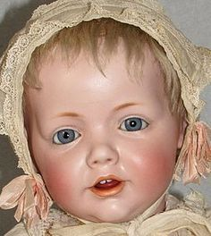 Kestner Hilda, All Antique/Original, 18.5 from FARAWAY ANTIQUE SHOP on Doll Shops United http://www.dollshopsunited.com/stores/faraway/items/1296472/Kestner-Hilda-All-Antique-Original-185-inch