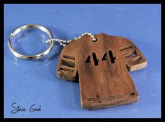 Jersey Key Chains