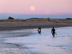 Martinique Beach Nova Scotia by lynda mallett, via Flickr