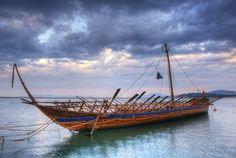 Jason And The Argonauts Ship Argo - replica of jason's ship. volos. - eclipse sailing