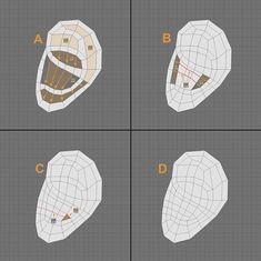Modeling Human Anatomy Chapter 1 (Ears)