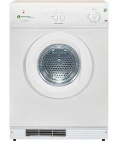 Buy White Knight ECO43A Vented Tumble Dryer - White at Argos.co.uk, visit Argos.co.uk to shop online for Tumble dryers