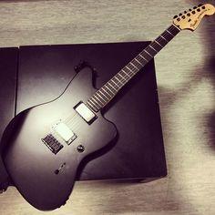 Fender Jazzmaster Jim Root Prototype