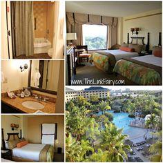 Loews Royal Pacific Resort Universal Studios Orlando, FL #UniversalHolidays