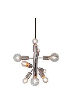 Handle taklamper, bordlamper, vegglamper, lysekroner og annen belysning hos Ellos | Taklamper til $GenderDepartment: Side 8