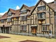Stratford Upon Avon Shakespeare House