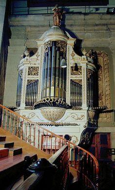 Projeto Órgãos Históricos - ACER. O Órgão Histórico da Igreja de Santo António dos Congregados