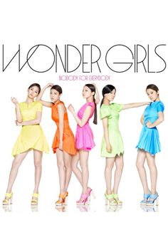 """Wonder Girls (Korean: 원더걸스, Chinese: 奇迹女孩, Japanese: ワンダーガールズ) is a South Korean girl group, whose current line-up is Sunye, Yubin, Yeeun, and Hyelim. They are managed by their producer, the singer-songwriter Park Jin-Young under his talent agency, JYP Entertainment. They are co-managed in the United States by Creative Artists Agency. The group's name, 'Wonder Girls', comes from the idea that they are """"the girls who can amaze the world"""". The group began their entry into the American market…"""