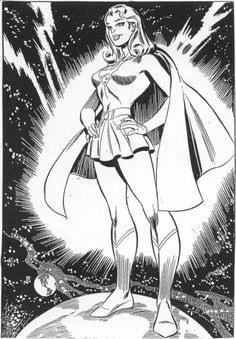 Supergirl by Jim Mooney