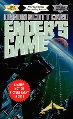 YRead Ender's Game by Orson Scott Card