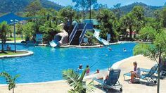BIG4 Adventure Whitsunday Resort, Airlie Beach, Queensland - Holiday Accommodation, BIG4 Holiday Parks