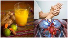 Kurkumajuoman 8 uskomatonta terveyshyötyä - Askel Terveyteen Turmeric, Health Fitness, Food And Drink, Healthy, Workouts For Abs, Arthritis, Recipes, Juices, Diets